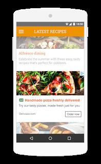 AdSense ネイティブ広告 インフィード広告