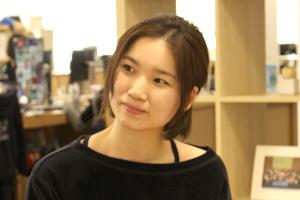 フラー株式会社 グローバルマーケットマネージャー 岡本友理香
